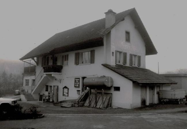 alte Käserei 1985
